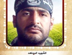 الشهيد المجاهد: عاهد فايق ابو عاصي